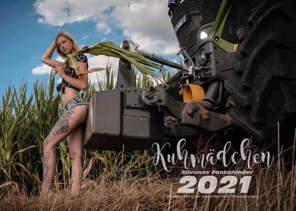 Kuhmädchen Silvana`s Fankalender 2021