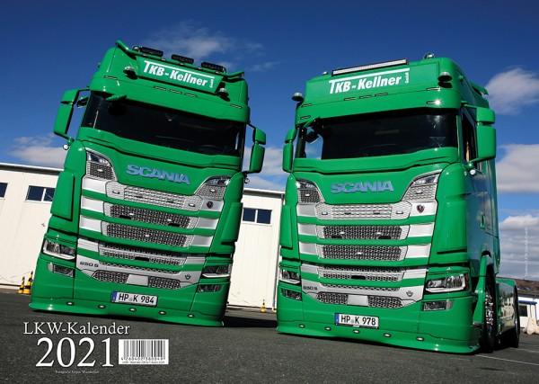 Scania LKW Kalender ohne 2021