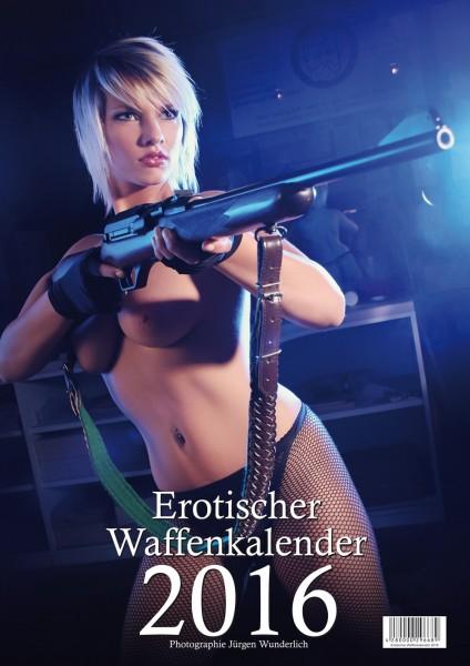 Erotischer Waffenkalender 2016