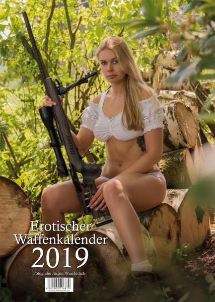 Erotischer Waffenkalender 2019