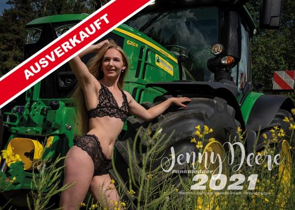 JennyDeere's Fankalender 2021
