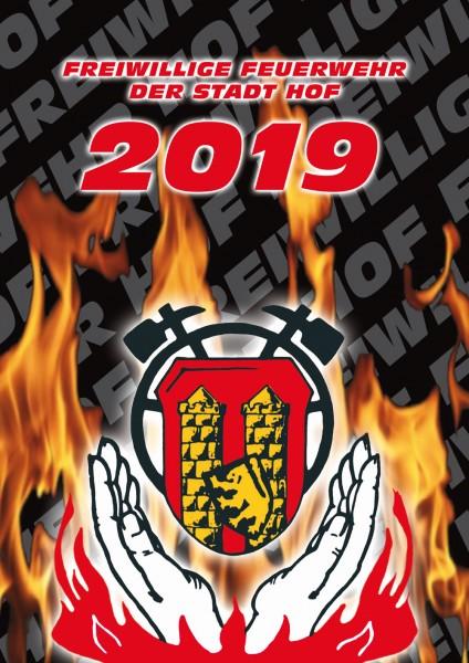 Erotischer Feuerwehrkalender Hof 2019