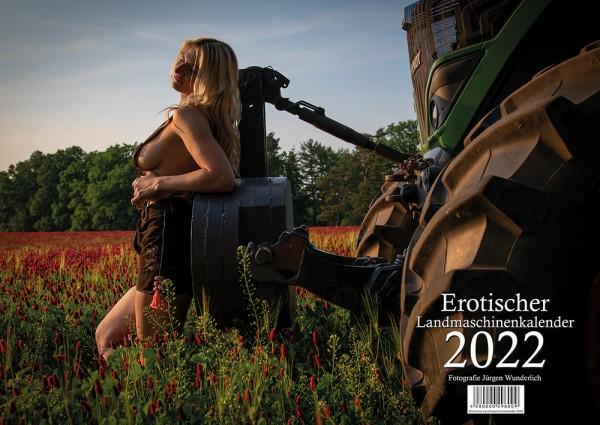 Erotischer Landmaschinenkalender 2022