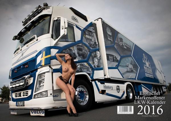 Erotischer Markenoffener Kalender 2016