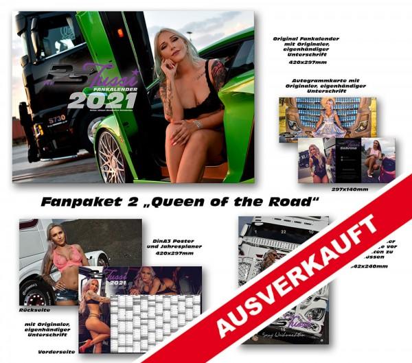 """Fanpaket 2 """"Queen of the Road"""" 2021 limitiert!"""