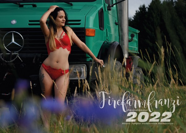 Firefarmfranzi Fankalender 2022