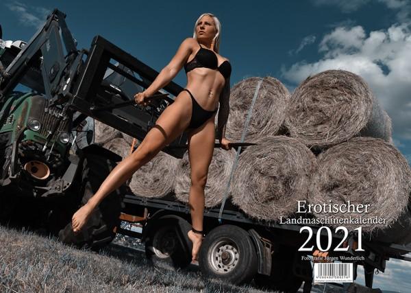 Erotischer Landmaschinenkalender 2021