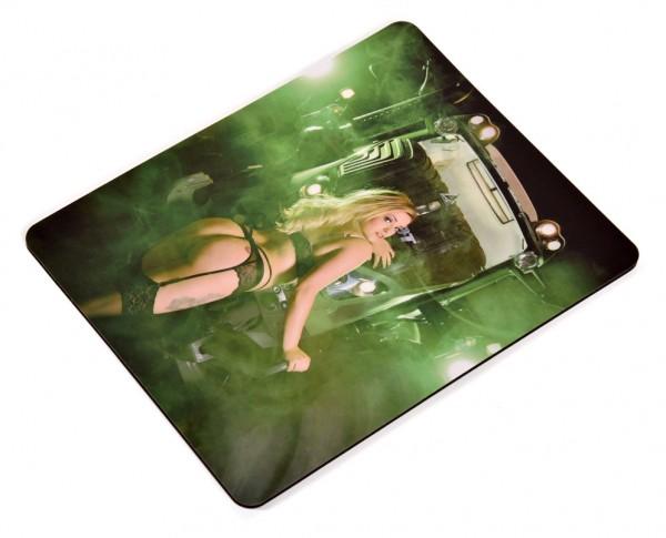 Mousepad grün Selina Fendt