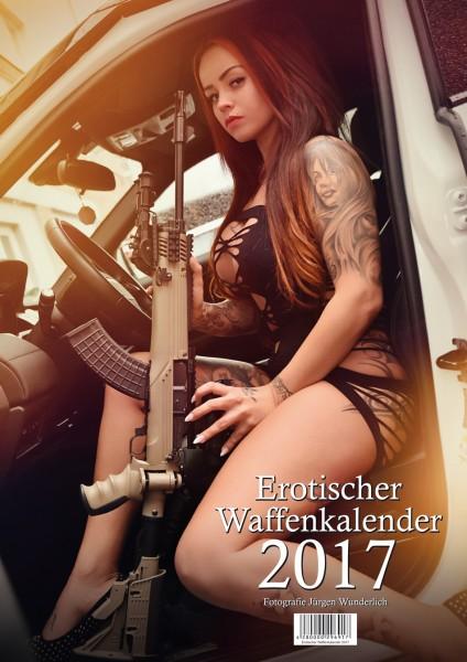 Erotischer Waffenkalender 2017