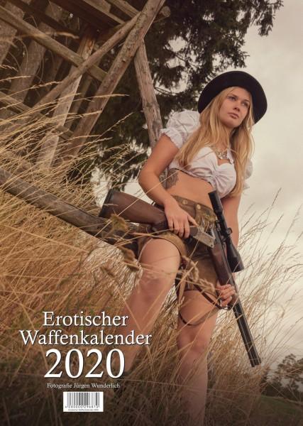 Erotischer Waffenkalender 2020
