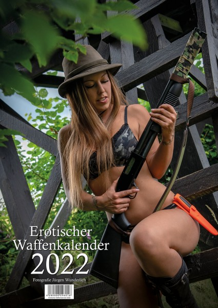 Erotischer Waffenkalender 2022