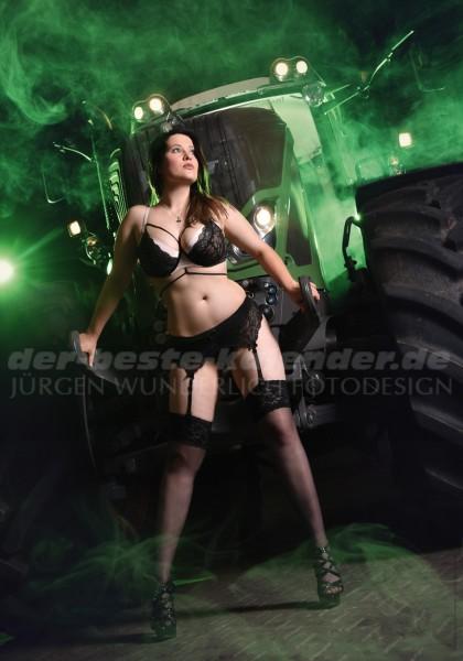 Nicole Landmaschinen Fanposter 70 x 100 cm Fendt