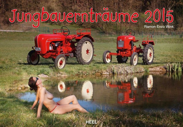 Jungbauernträume 2015 - Sexy Landwirtschaft