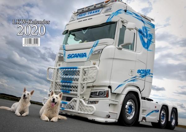 Scania LKW Kalender ohne 2020